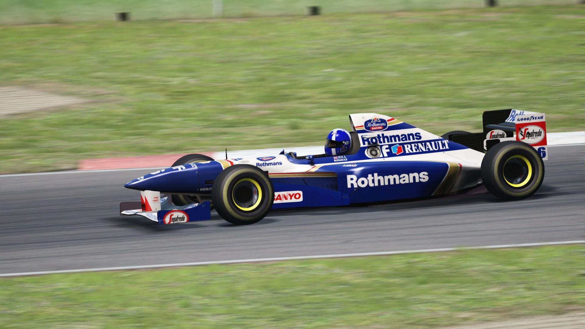 Assetto Corsa Grand Prix 1995 Mod – Assetto Corsa Mods