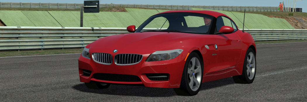 Rfactor 2 2010 Bmw Z4 Sdrive 35is Assetto Corsa Mods
