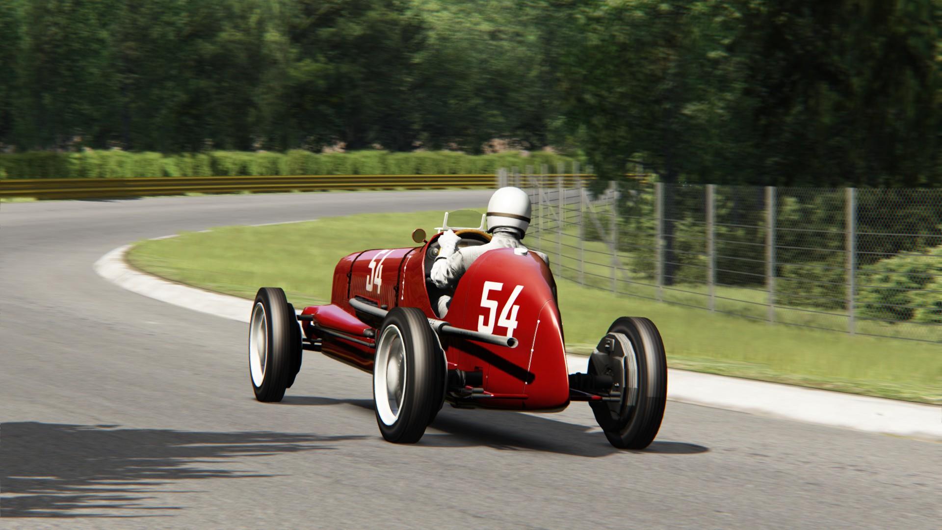 Assetto Corsa GrandPrix 1937 mod