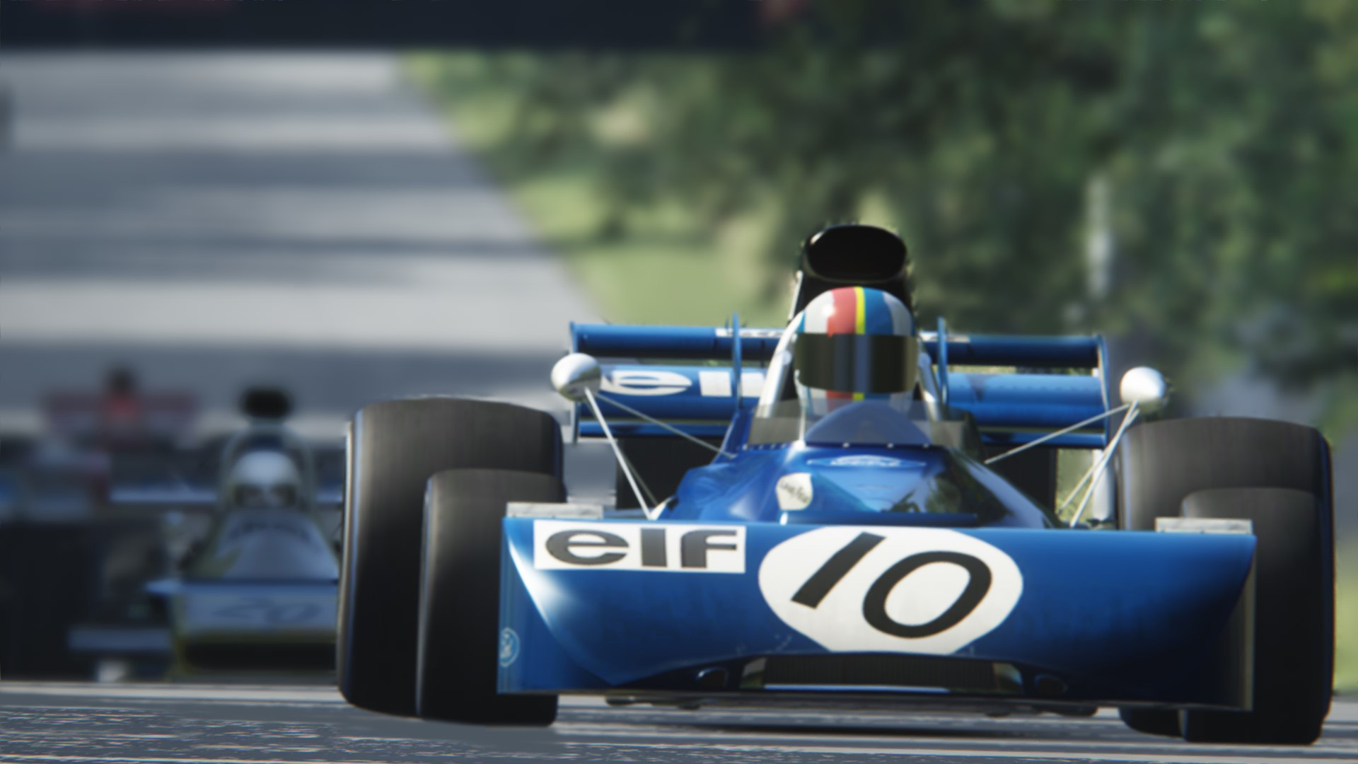 Assetto Corsa GrandPrix 1971 mod – Assetto Corsa Mods