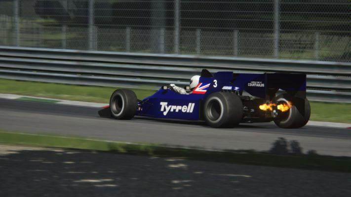 Assetto Corsa GrandPrix 1984 mod