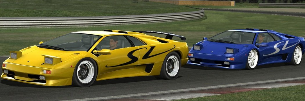 Rfactor 1997 Lamborghini Diablo Sv Assetto Corsa Mods