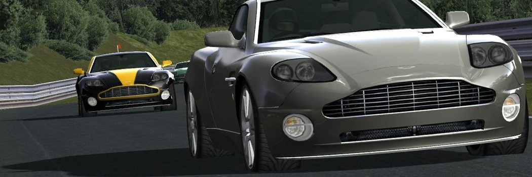 Rfactor 2007 Aston Martin Vanquish S Assetto Corsa Mods