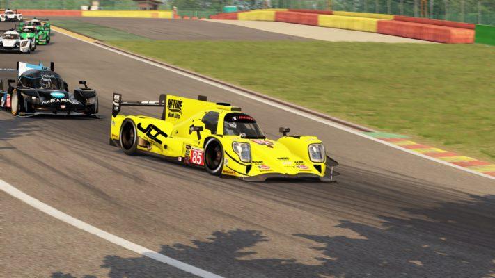 Assetto Corsa WEC 2017 LMP2 Mod