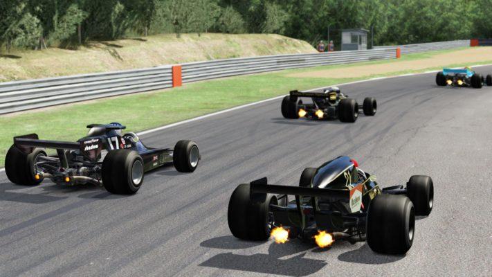 Assetto Corsa GrandPrix 1976 Mod