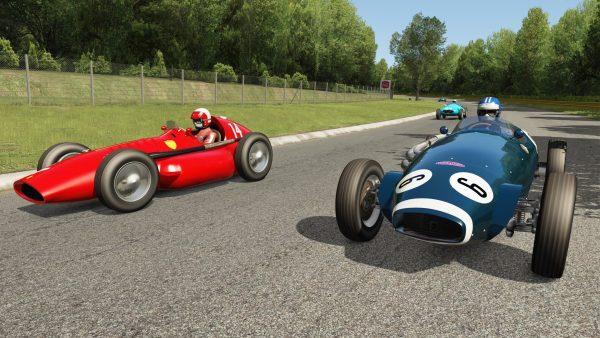 Assetto Corsa 1950-60s GrandPrix Mod