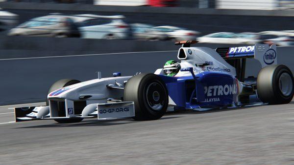 Assetto Corsa GrandPrix 2009 Mod